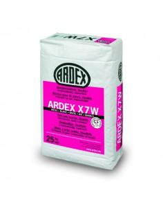 ARDEX X7W - Cemento cola flexible blanco para materiales poco porosos