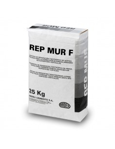 REP-MUR F - Mortero de reparación de fraguado rápido con fibras