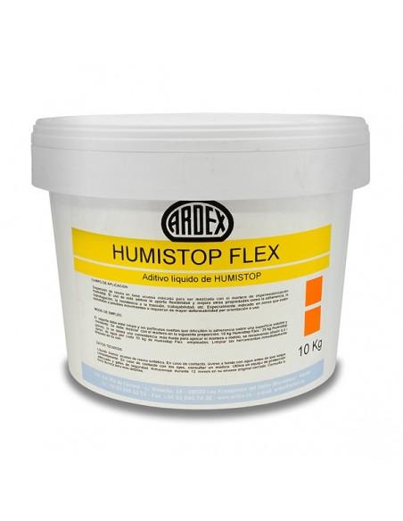 HUMISTOP FLEX - Aditivo de resina en base acuosa para morteros flexibles