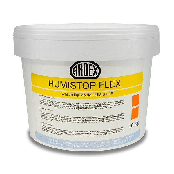 Aditivo de resina en base acuosa para morteros flexibles - Morteros autonivelantes precios ...