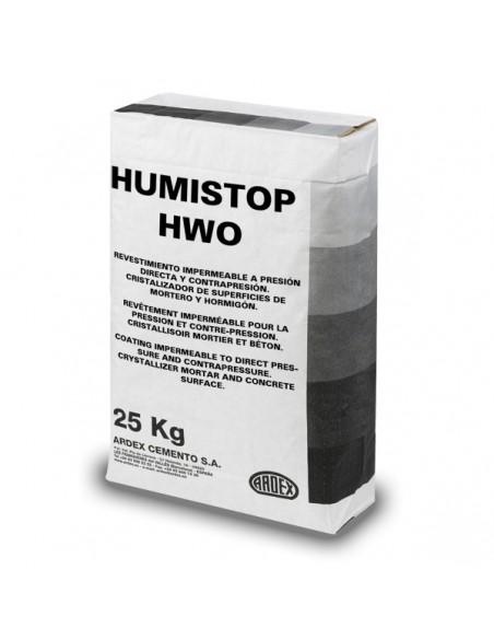 HUMISTOP HWO - Mortero impermeabilizante cementoso agua potable y salada