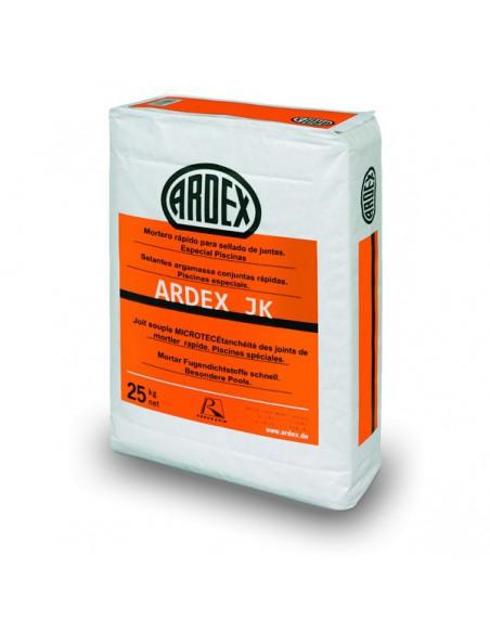 ARDEX JK - Mortero rápido para rejuntar azulejos en piscinas