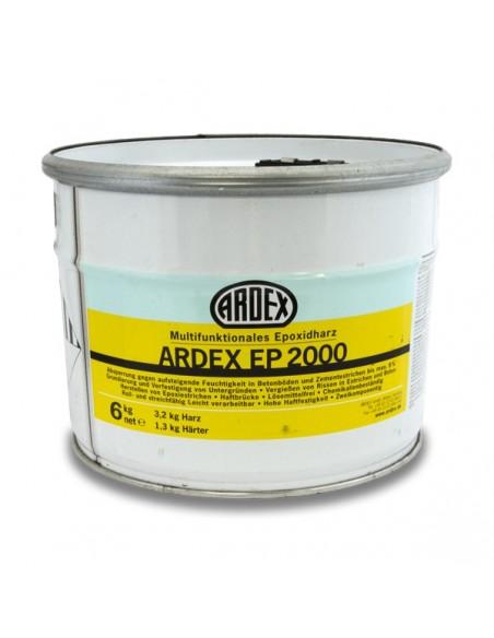 ARDEX EP2000 - Resina epoxi bloqueante de humedad por capilaridad