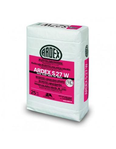 ARDEX S27W - Saco 25 kg