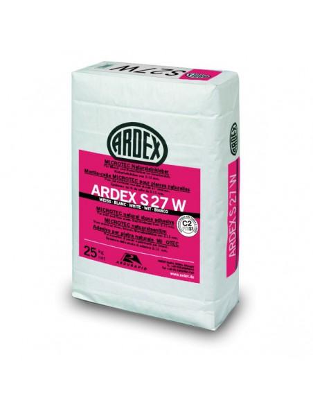 ARDEX S27W - Cemento cola flexible para piedra natural