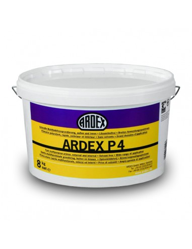 ARDEX P4 - envase 8 kg