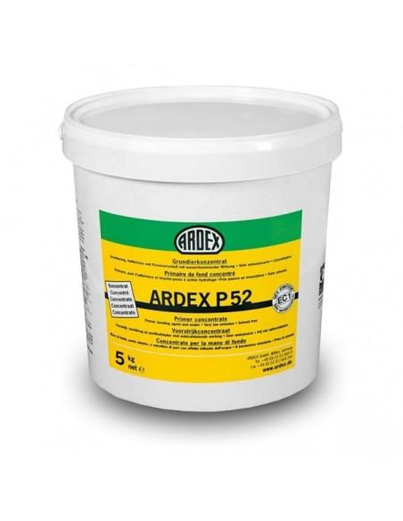 ARDEX P52 - Imprimación, puente de unión y tapa poros