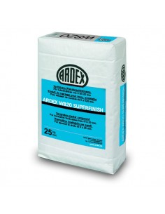 ARDEX W 820 Super Finish - saco 25 kg