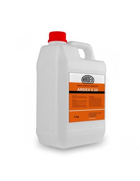 ARDEX E25 - Aditivo de refuerzo de morteros autonivelantes