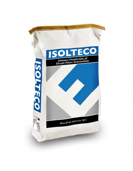ISOLTECO - Aislamiento térmico exterior para muros
