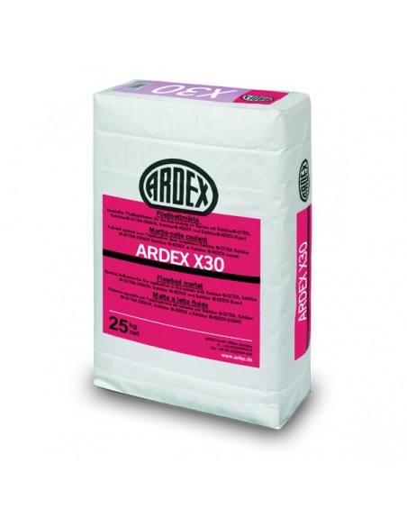 ARDEX X30 - Cemento cola flexible resistente a la humedad