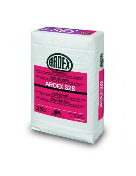 ARDEX S28 - Cemento cola flexible para piezas de gran formato