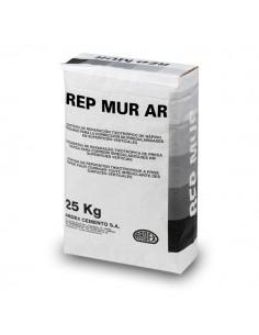 REP-MUR AR - Mortero de reparación anti corrosión con fibras