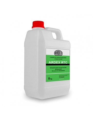 ARDEX RTC - Biodegradable Resin Cleaner