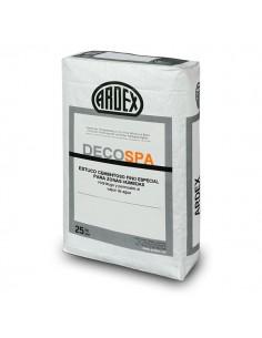 Deco SPA - Estuco cementoso fino especial para zonas húmedas