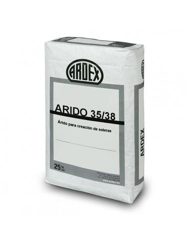 Arido 35/38 para soleras - saco 30 kg
