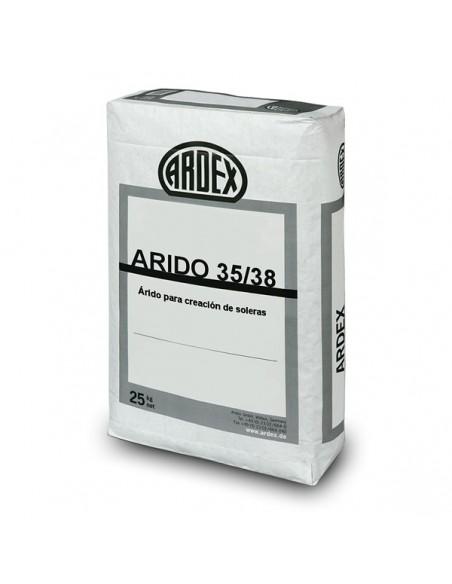 Arido 35/38 para soleras - saco 25 kg