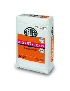 ARDEX G7 - Saco 12,5 kg