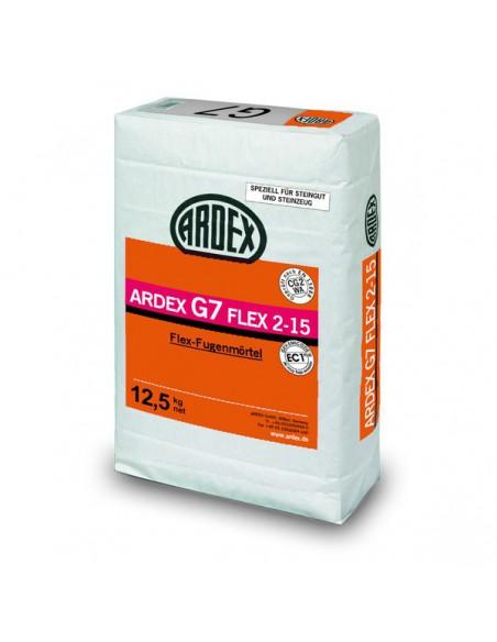 ARDEX G7 Flex - Mortero flexible para rejuntar azulejos y baldosas