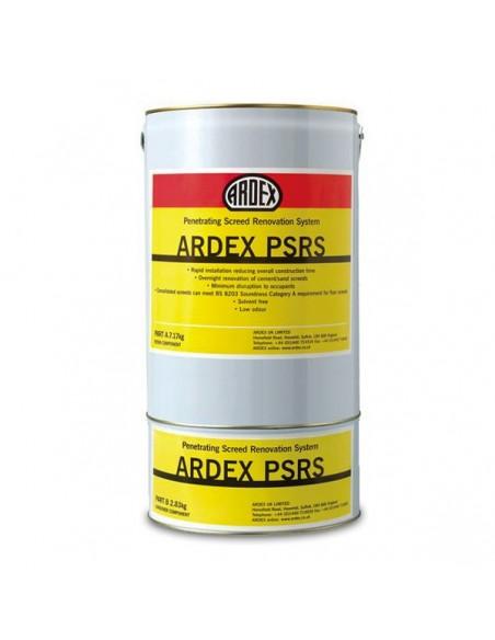 ARDEX PSRS - Consolidante resina epoxi bicomponente
