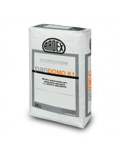 panDOMO® K1 Concrete - Mortero autonivelante cementoso gris