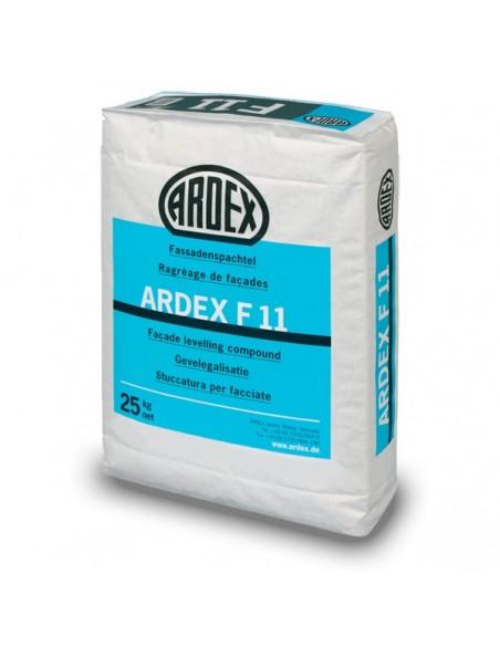 ARDEX F11 - Mortero de renovación para fachadas
