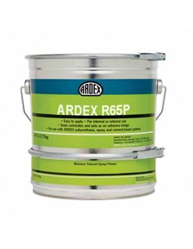 ARDEX R65P - Barniz de poliuretano alifático bicomponente base acuosa