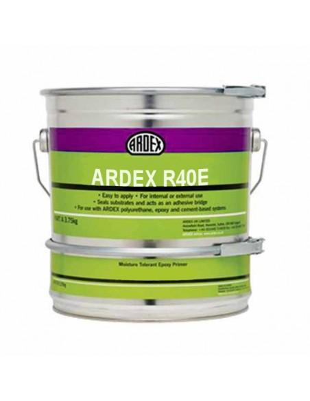 ARDEX R40E - Pintura epoxi sin desolventes 100% sólidos