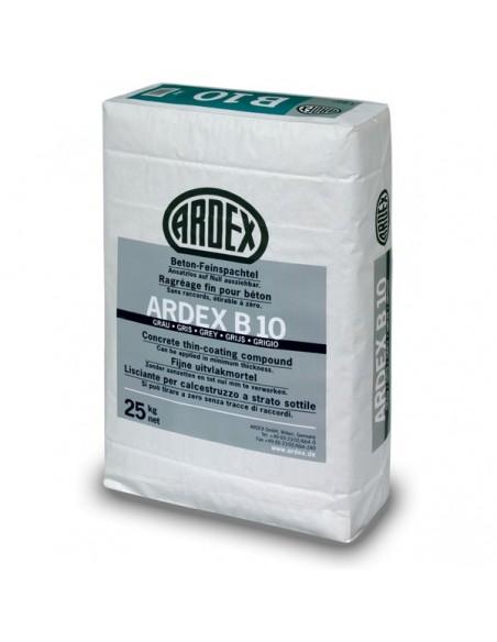 ARDEX B10 - Mortero de enlucido y reparación capa extra fina