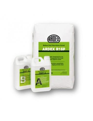 ARDEX R15P - Reparador de pavimentos de poliuretano-cemento