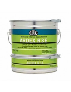 ARDEX R3E - Resina epoxi para imprimación tolerante a la humedad