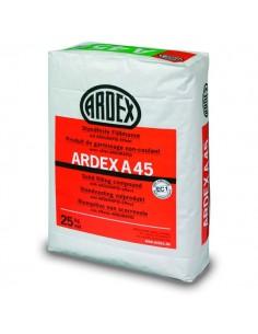 ARDEX A45 - Mortero de reparación fino de fraguado rápido para interior