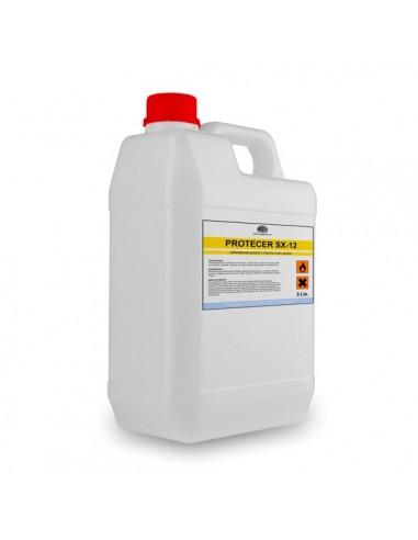 PROTECER SX12 - Hidrofugante incoloro de protección - 5 litros