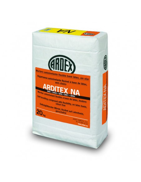 ARDITEX NA - Mortero autonivelante bicomponente flexible