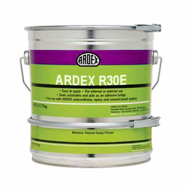 Pintura epoxi en base acuosa sin olor ARDEX R30E
