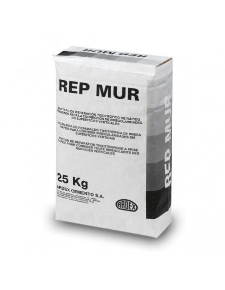 REP-MUR - Mortero de reparación de fraguado rápido