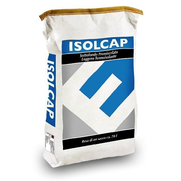 Mortero termoaislante preparado ligero isolcap fein - Morteros autonivelantes precios ...