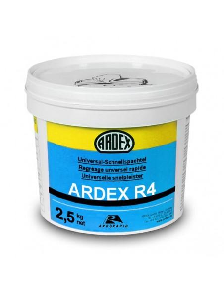 ARDEX R4 - Masilla de reparación cementosa rápida blanca