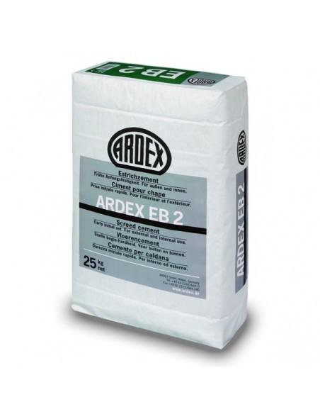 ARDEX EB2 - Cemento rápido para recrecidos de alta resistencia