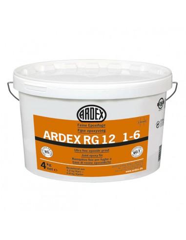 Mortero de resina epoxy para rejuntar azulejos ARDEX RG12