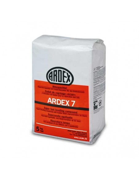 ARDEX 7 - Adhesivo super flexible para gres porcelánico