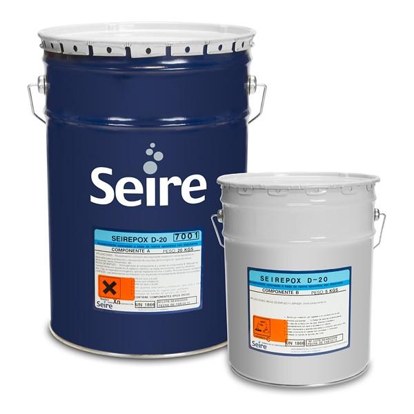 Pintura epoxy base agua para pavimentos industriales for Pasta autonivelante precio