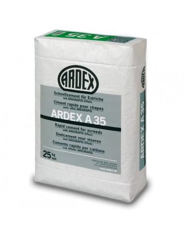 Cemento r pido para recrecidos y soleras ardex a35 - Cemento rapido precio ...
