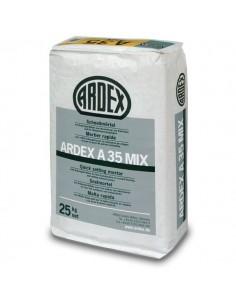 ARDEX A35 MIX - Mortero de cemento rápido con árido incorporado