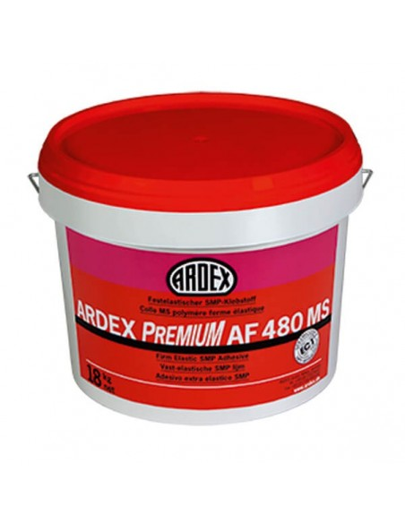 ARDEX AF 480 - Adhesivo elástico para parket y madera