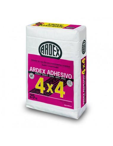 ARDEX 4x4 - Cemento cola capa fina multiuso