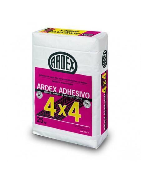 ARDEX 4x4 - Cemento cola flexible capa fina multiuso