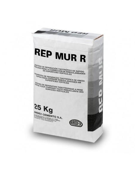 REP-MUR R - Mortero de reparación de fraguado rápido