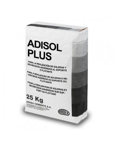 ARDEX ADISOL PLUS - Cemento rápido para soleras