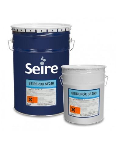Seirepox SF250 - Pintura epoxi sin disolventes de bajo olor